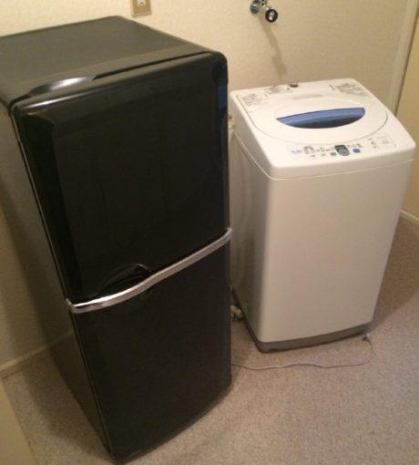 松戸市で冷蔵庫洗濯機の回収