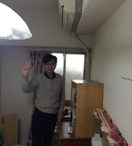 松戸市で不用品回収を承りました。